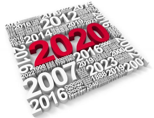 2020 new year business resolutions