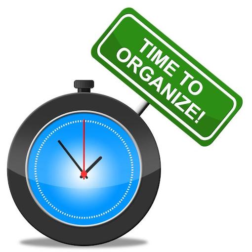 organise your self storage unit