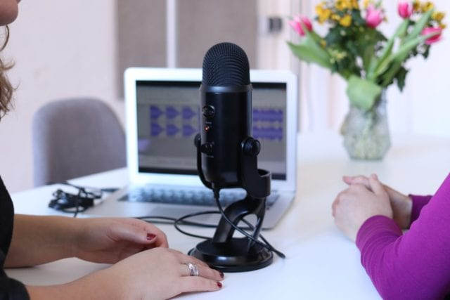 decluttering podcasts